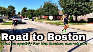 Road to Boston: How to qualify for the Boston Marathon