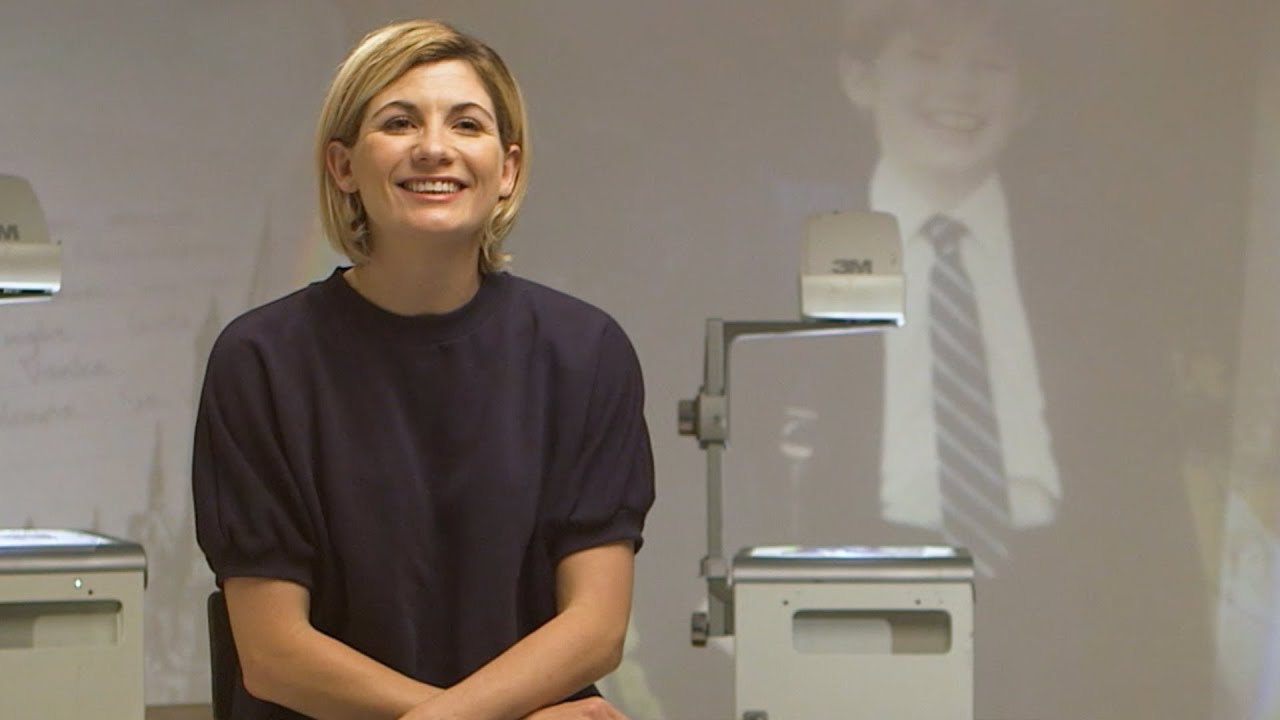 Watch Jodie Whittaker, Hugh Dennis, Steven Caulker, Eno Williams and  Kelly Convey share their school memories