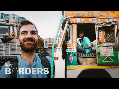 Kamiony jsou v Indii umělecká díla
