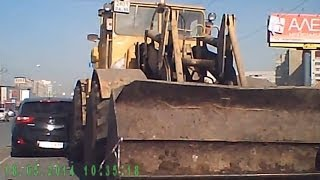 Tractor crash,Tractor accident compilation 2014 Part 3