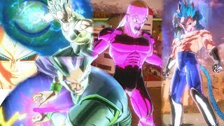 New Generation Z-Fighters(15 Characters +New Transformations)Beyond the Limit Pack   Dragon Ball XV2