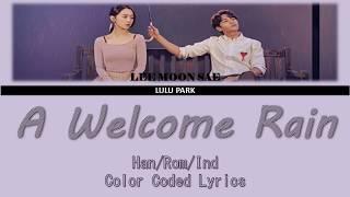 Lee Moon Sae - A Welcome Rain 단비 (Angel's Last Mission Love OST Part 1) Lirik Sub Indo
