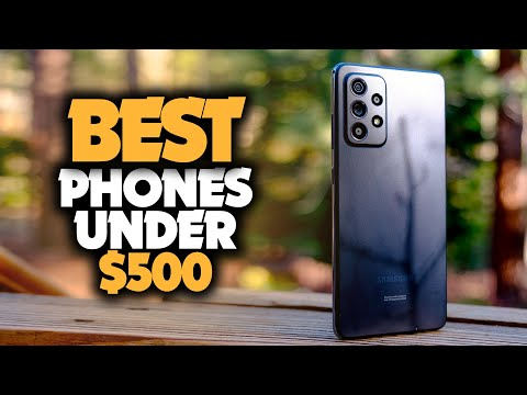 Best Smartphone Under $500 in 2021 - Which Is The Best For You?