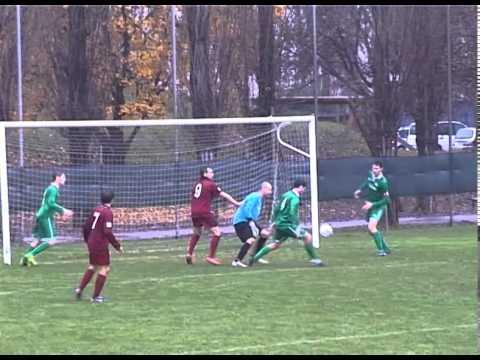 immagine di anteprima del video: UNION CADONEGHE - ALBIGNASEGO 1-1 (30.11.2014)