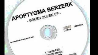 Apoptygma Berzerk -Eclipse (Dimension D Remix)
