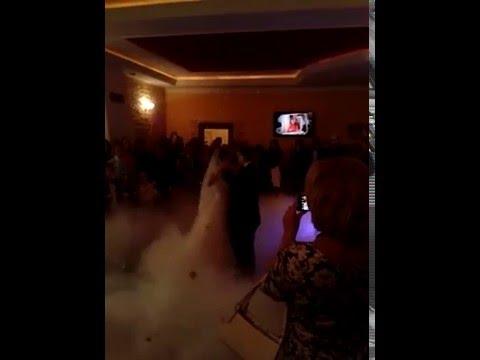 Оформлення першого весільного танцю, відео 2