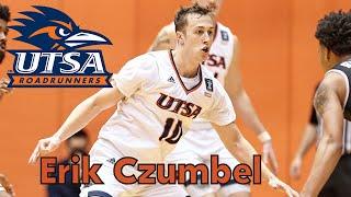 <p>Erik Czumbel - UTSA</p>