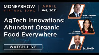 AgTech Innovations: Abundant Organic Food Everywhere