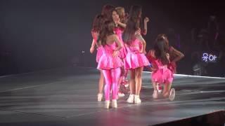 140215 SNSD 少女時代 Girls & Peace Tour in Macau Dancing Queen
