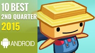 10 Best NEW Android Games of April, May & June 2015 (Q2) HD