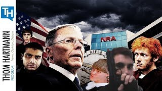 A Prayer For Politicians Who Take Contributions From The NRA: Burn In Hell