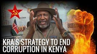 Martin Ngatia Merinci Strategi Kra Untuk Mengakhiri Korupsi Secara Permanen Di Kenya