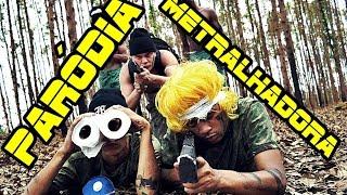 Banda Vingadora   Metralhadora [Clipe Oficial]   Paródia , MELHORES VIDEOS 2016