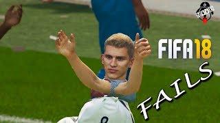 Best Fifa 18 Fails ○ Fifa 18 Funny Moments #23