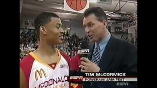 Gerald Green - 2005 High School Dunk Contest (McDonald's All-American)