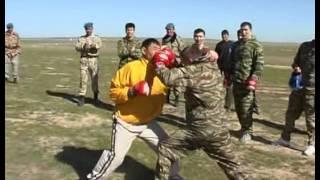 Бойцы 2_контактный бой среди десантов в Казахстане