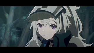 Jessica  - (Arknights) - Arknights Animation PV – Grani and the Knights' Treasure