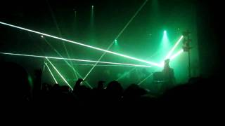 """Fever Ray """"Now's The Only Time I know"""" Live at Henry Fonda 10-07-09"""