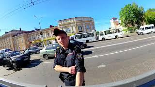 Авария на остановке Вагоностроительный завод 27.05.2018г. Тверь