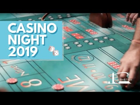 Keri Shull Team Casino Night 2019