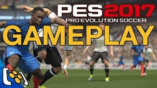 PES 2017 Gameplay - The Best Football Game Of All Time?