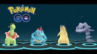 Typhlosion  - (Pokémon) - EVOLUTION POKÉMON GO GEN 2 Meganium, Typhlosion,  Feraligatr & Steelix