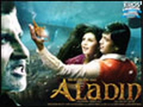 Aladin | (Uncut Theatrical Trailer) | Riteish Deshmukh, Jacqueline Fernandez & Amitabh Bachchan