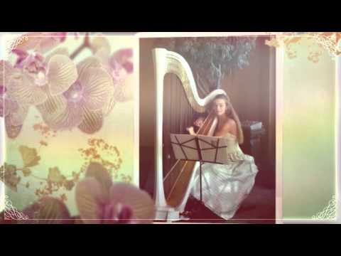 Flower Duet Harp Solo