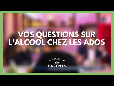 L'alcool chez nos ados : à vos questions ! - La Maison des parents #LMDP