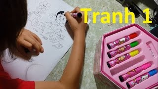Coloring picture prince with 4 floor color box. How to print a free picture (for coloring)