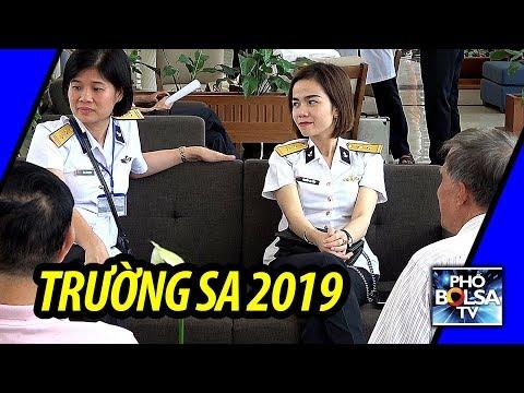 Tâm tư những Việt Kiều tham gia chuyến đi thăm quần đảo Trường Sa 2019