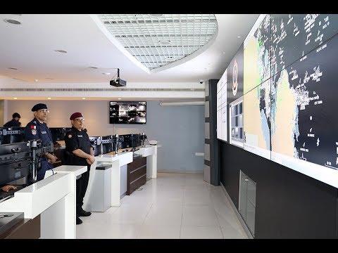 رئيس الأمن العام يتفقد جاهزية قيادة خفر السواحل والإجراءات المتخذة في سبيل تأمين السلامة البحرية 2019/5/28