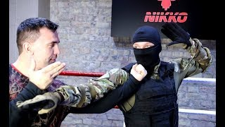 Как научиться драться как ниндзя