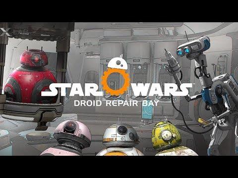 Star Wars: Droid Repair Bay Trailer