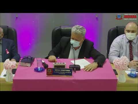 Sessão Ordinária - 15/10/2021