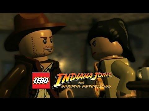 LEGO Indiana Jones Pelicula Completa Español En Busca Del Arca Perdida 720p - Game Movie