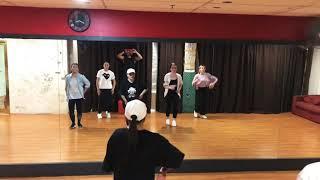 Bananza (Belly Dancer)-Akon   Josie's Choreography @ Crossover Dance Studio