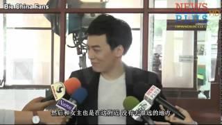 BIE 20150129MV拍攝 newsplus采訪