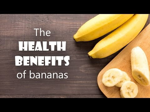 Video The health benefits of bananas | face | hair | skin | digestion | depression