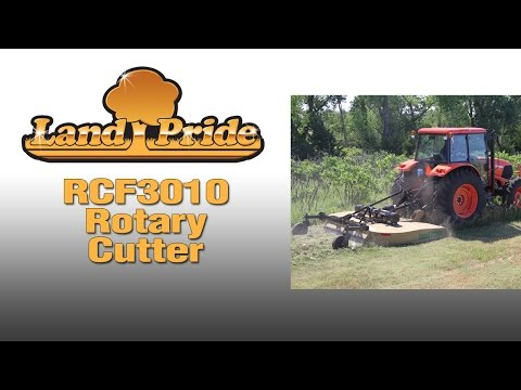 2019 Land Pride RCF3010 in Warren, Arkansas - Video 1