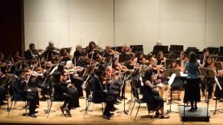 Mozart's Divertimento in F Major; I. Allegro