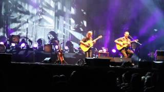 Dave Matthews & Tim Reynolds 'Warehouse' @ Royal Arena, 3/29/17