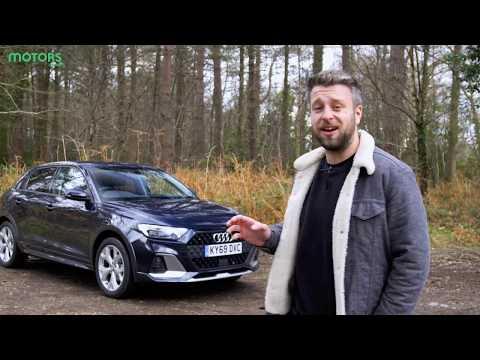 Motors.co.uk - Audi A1 Citycarver Review