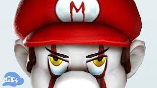 SMG4: Mario vs IT 🤡