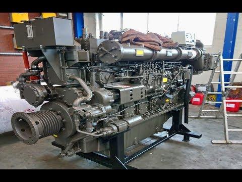 Der neue Motor von GMS Seestern