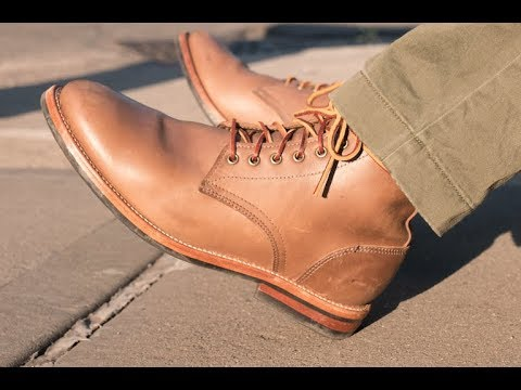 REVIEW: Oak Street's Trench Boot! Does the Cost Match the Quality?