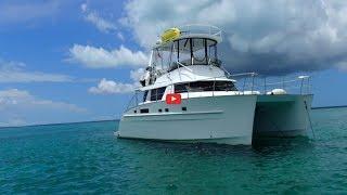 Used Power Catamarans for Sale 2008 Cumberland 46