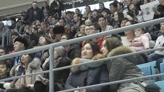 """Вокруг матча. """"Барыс"""" - ХК """"Сочи"""" 29.12.2017"""
