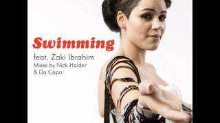 Zaki Ibrahim - Swimming (Da Capo's Aprecciation Mix)