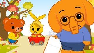 ¡O Outono Chegou! - Um Herói Do Coração | Desenhos Animados | O Reino Das Crianças